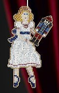 Clara - Beaded Cross Stitch Kit