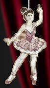 Sugar Plum Fairy - Beaded Cross Stitch Kit