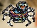 Sassy Spider - Beaded Cross Stitch Kit