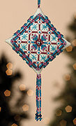 Royal Capri - Beaded Cross Stitch Kit