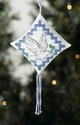 Dove - Beaded Cross Stitch Kit