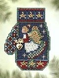 Angel Heart - Beaded Cross Stitch Kit