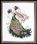 Lilac - Cross Stitch Pattern
