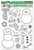 Build-A-Snowman - Clear Stamp