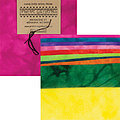 "Primitive Gatherings Wool 5"" Charm Pack Brights 1"