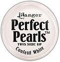 Ranger Perfect Pearls Pigment Powder - Confetti White