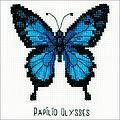 Ulysses Butterfly - Cross Stitch Kit