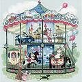 Carousel - Cross Stitch Kit