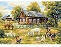 Afternoon In The Country - Cross Stitch Kit