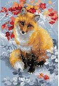 Fox - Cross Stitch Kit