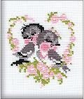 First Love - Cross Stitch Kit