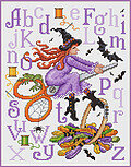 Witch's Stitches - Cross Stitch Pattern