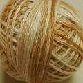 Valdani 3-Ply Thread - Wheat Husk