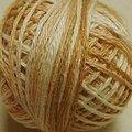 Valdani 3-Ply Thread - Wheat Husk