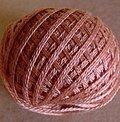 Valdani 3-Ply Thread - Faded Rust Light