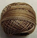 Valdani 3-Ply Thread - Ancient Gold
