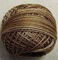 Valdani 3-Ply Thread - Ancient Gold