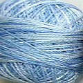 Valdani 3-Ply Thread - Summer Sky