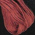Valdani 6-Ply Thread - Garnets
