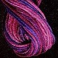 Valdani 6-Ply Thread - Mulberry Grape