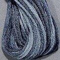Valdani 6-Ply Thread - Primitive Blue