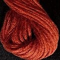 Valdani 6-Ply Thread - Medium Brick