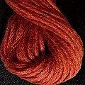 Valdani 6-Ply Thread - Brick Medium