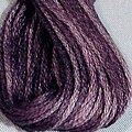 Valdani 6-Ply Thread - Ripened Plum