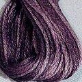 Valdani 6-Ply Thread - Ripened Plum