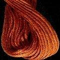 Valdani 6-Ply Thread - Faded Rust Dark