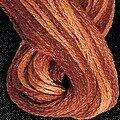 Valdani 6-Ply Thread - Rust