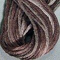 Valdani 6-Ply Thread - Melancholic Purple
