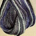 Valdani 6-Ply Thread - Withered Blue