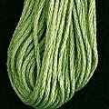 Valdani 6-Ply Thread - Deep Lime
