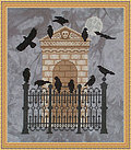 In the Gloaming - Cross Stitch Pattern