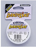 Beadalon Dandyline Thread - White - .28mm - 25 meters