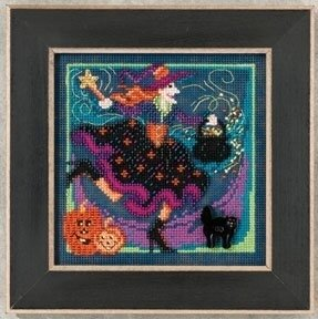 Magic Brew -  Cross Stitch Kit
