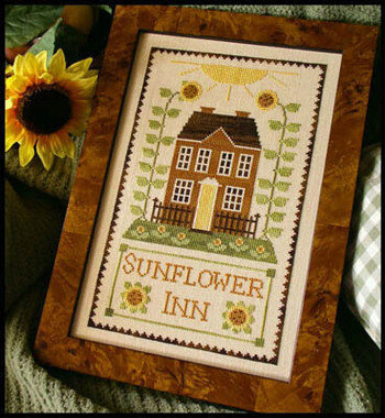 Australian Classics cross stitch chart Spring Frost and A Hot Day