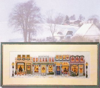 Permin Misc//Christmas Cross Stitch Chart Your Choice