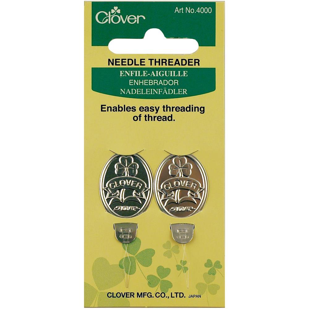 Ideal for threading wool needles CLOVER YARN THREADER