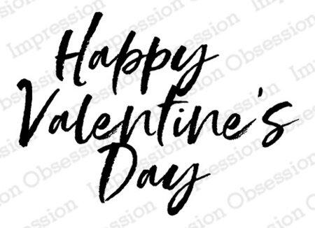 I.O Christmas Valentine. 8 Love Die Cuts Anniversary