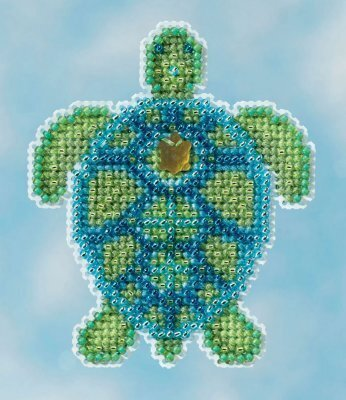 Cross Stitch Kit By the sea 3