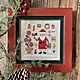 Sampler Claus 2018 - Lizzie Kate Cross Stitch Pattern